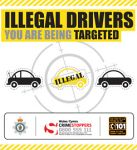 Illegal Drivers - You Are Being Targeted