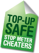 Top Up Safe logo
